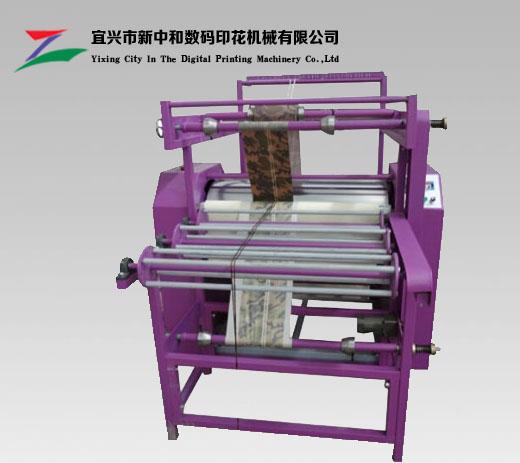 织带滚筒式转印机