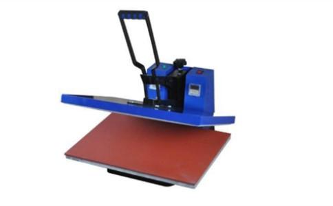高压平板烫画机