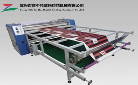 北京全自動速效滾筒式轉印機