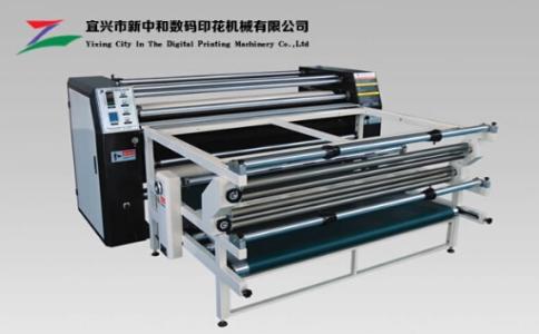 墨水自循环滚筒式转印机