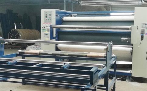 多功能印花滚筒式转印机