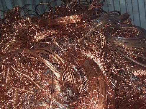 重庆废铜回收多少钱
