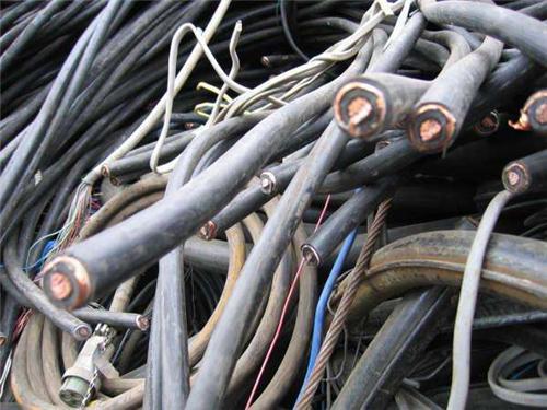 北京赛车废电线回收