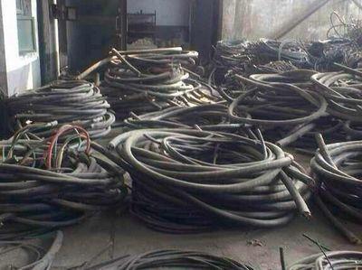 重庆废电缆回收价格