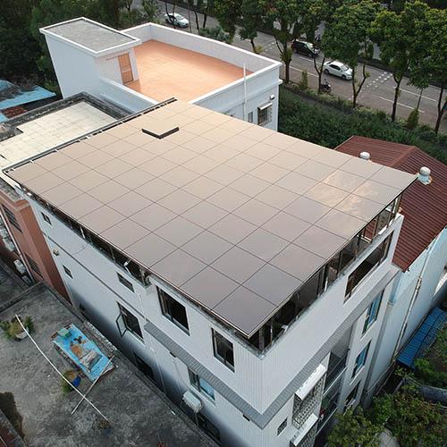 中山太阳能发电