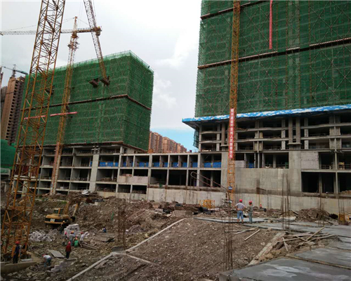 贵阳建筑施工