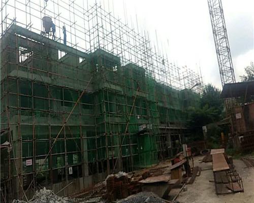 建築施工企業