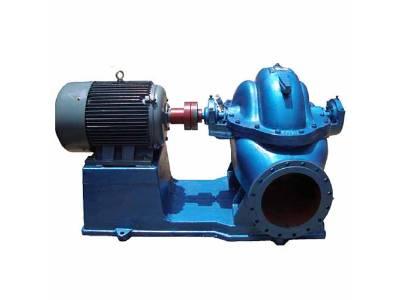 单级双吸离心泵