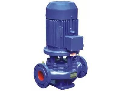 ISG立式单级泵