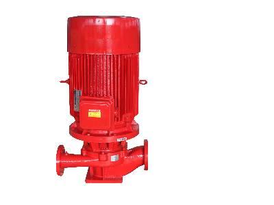 立式单级切线消防泵