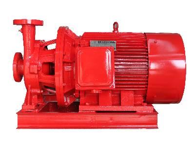 卧式单级切线消防泵