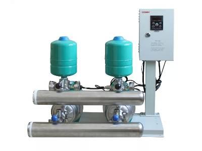 双泵交互联动变频泵组