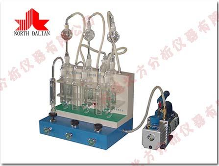 BF-50輕質石油產品硫含量測定器