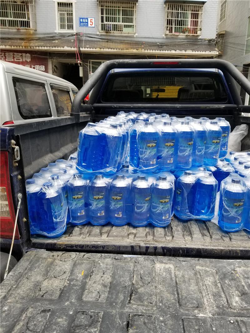 贵州玻璃水批发