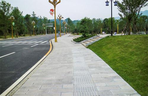 贵州盲道砖