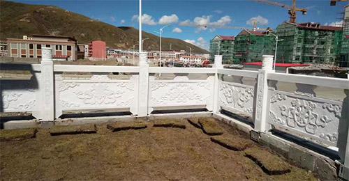 石材防护栏