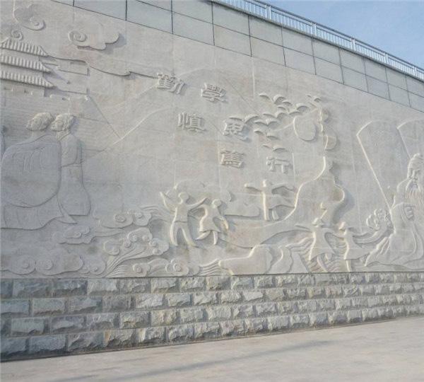 石雕壁��
