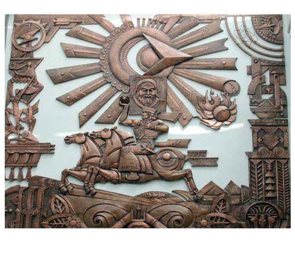 凯里铸铜雕塑