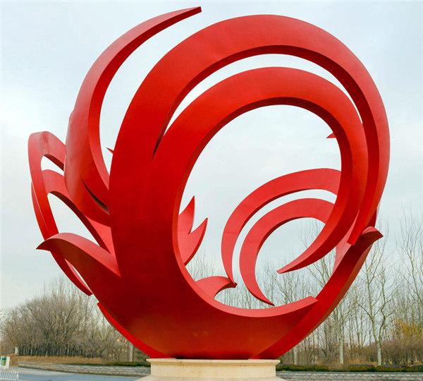 �P里城市雕塑