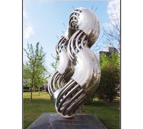 贵阳不锈钢艺术雕塑