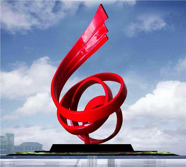 黔东南不锈钢艺术雕塑