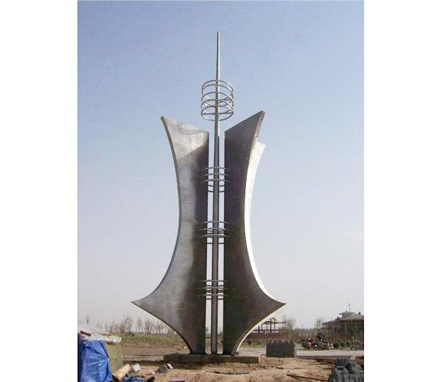 贵州不锈钢城市雕塑