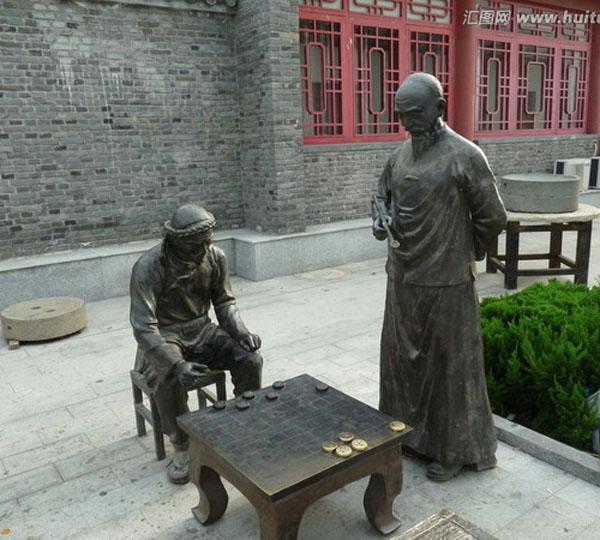 贵阳人物雕塑