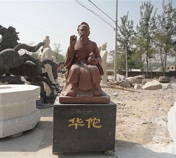 黔东南人物雕塑