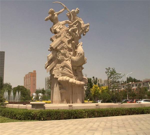 贵州大型广场雕塑