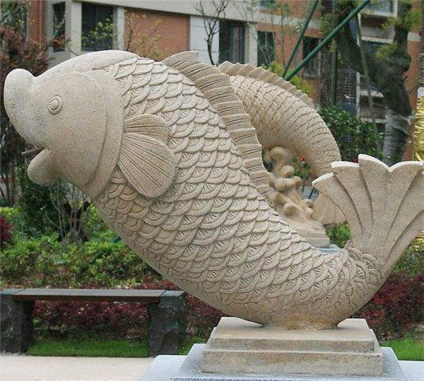 黔东南公园景区雕塑