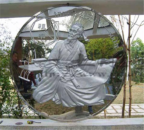 贵阳学校雕塑