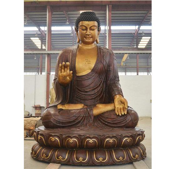 贵阳铜雕佛像
