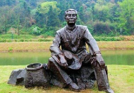 贵州玻璃钢雕塑