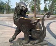 景�^雕塑�S家