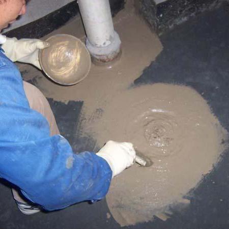成都卫生间涂料粉刷防水