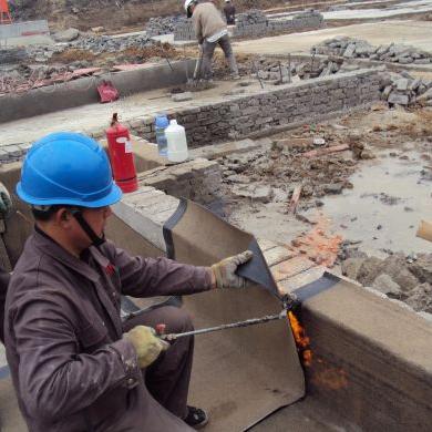 工程防水施工人员
