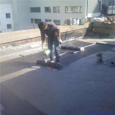 涂料防水使用专业人员