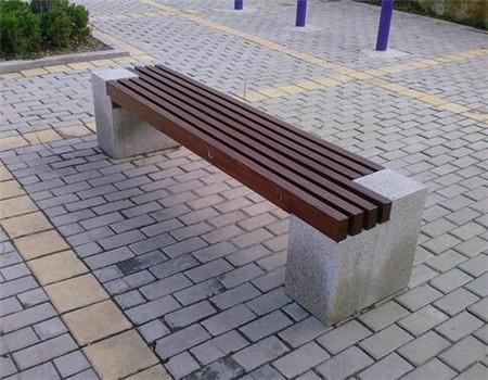防腐木座椅
