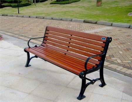 贵阳防腐木座椅