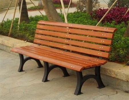 贵州防腐木座椅