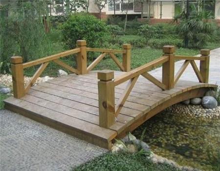 貴陽防腐木木橋