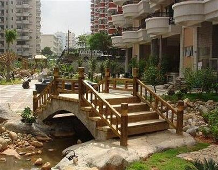 贵州防腐木木桥