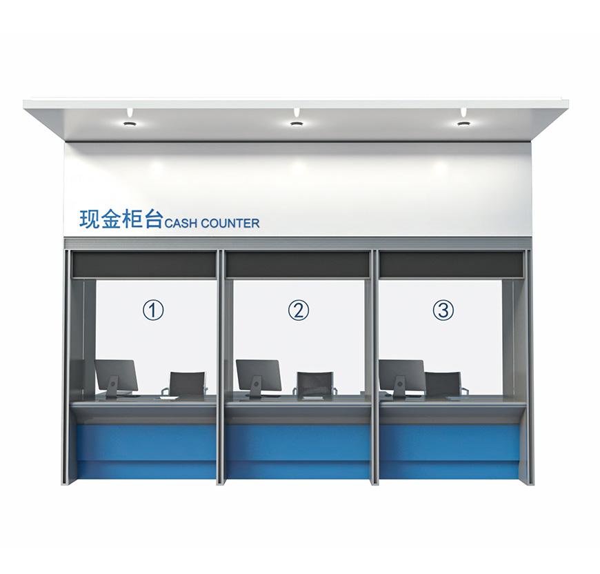 银行柜台定制