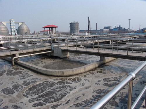 市政污水处理