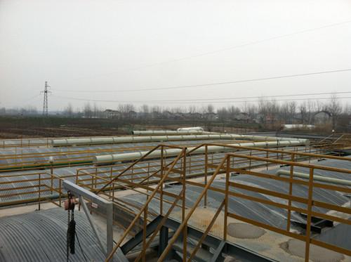 农村生活污水处理池