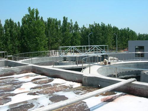 造纸厂废水处理
