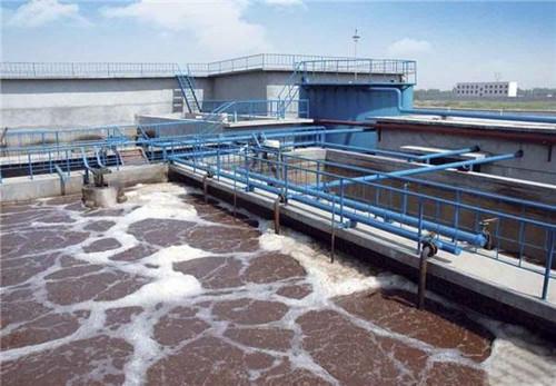 市政污水处理厂