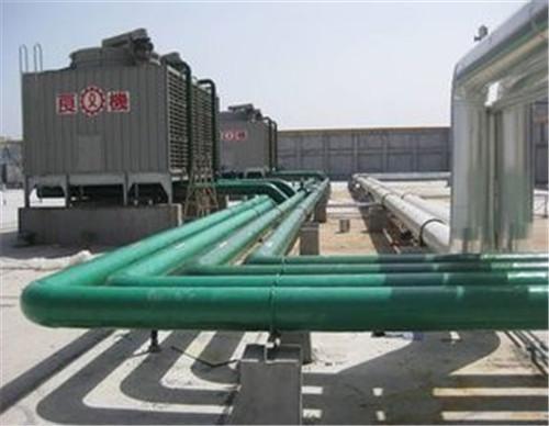 中央空调循环水处理