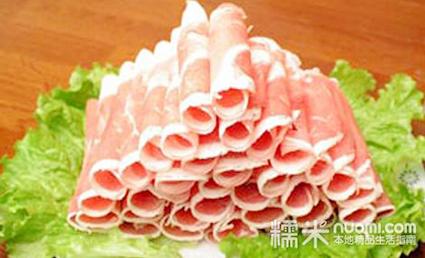 精品肥羊肉