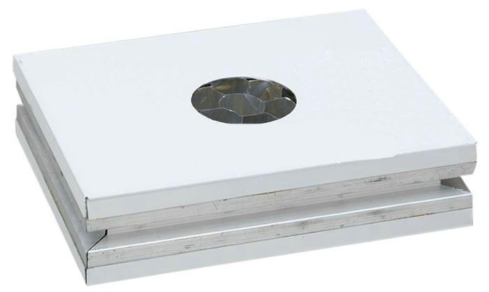 重庆铝蜂窝手工夹芯板